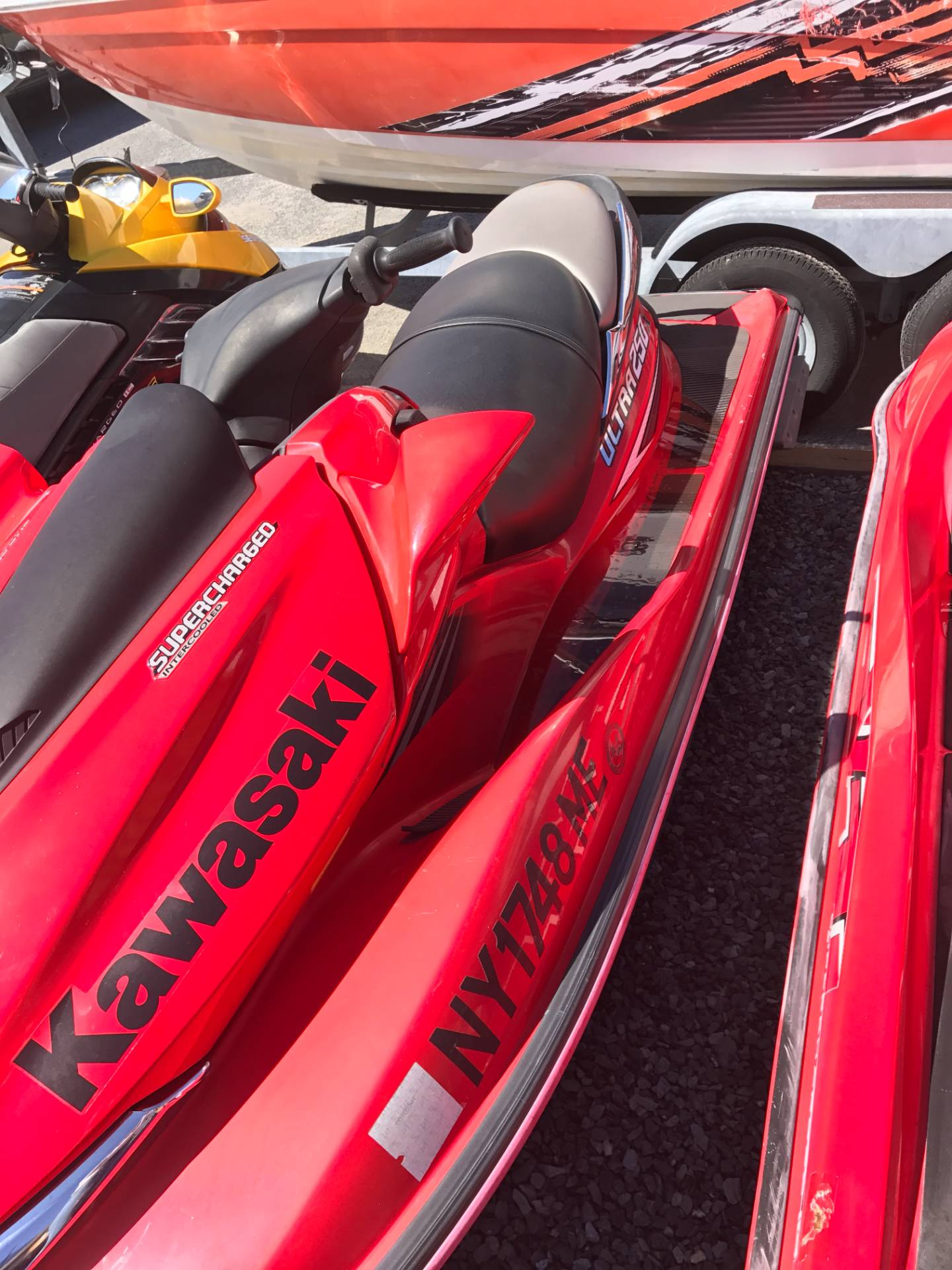 2007 Kawasaki Jet Ski® Ultra® 250X in Hampton Bays, New York
