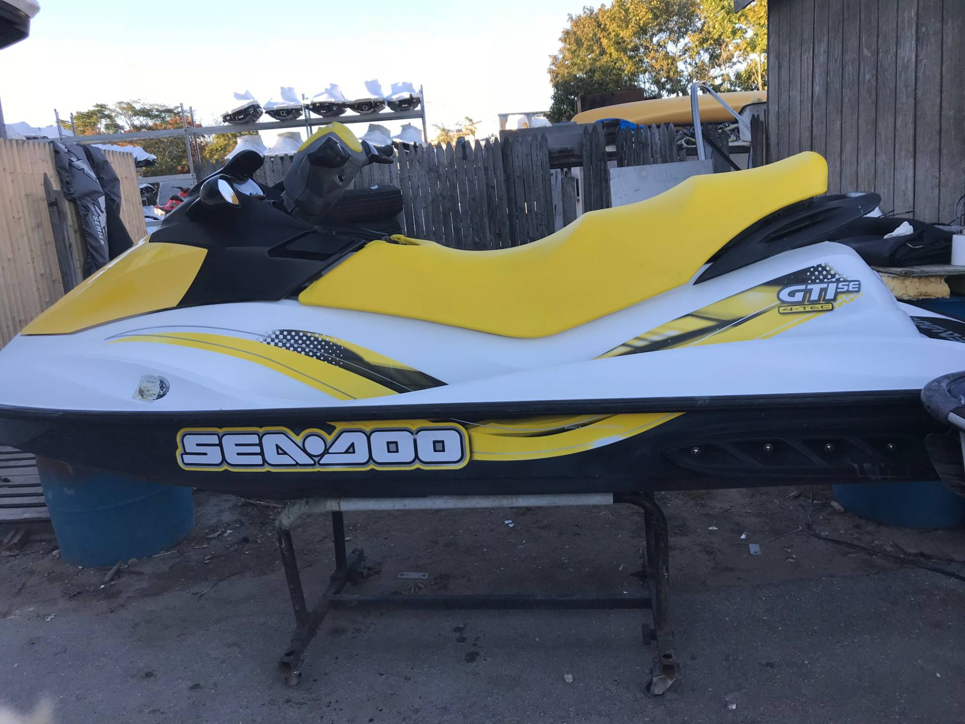 2007 Sea-Doo GTI™ SE 130 in Hampton Bays, New York