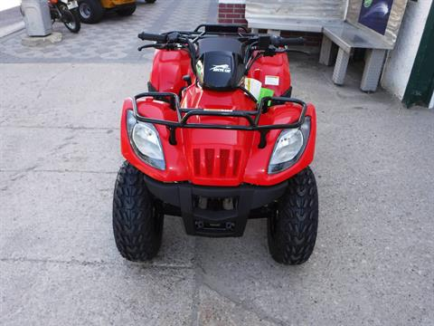 2019 Arctic Cat Alterra 150 in Mazeppa, Minnesota - Photo 4