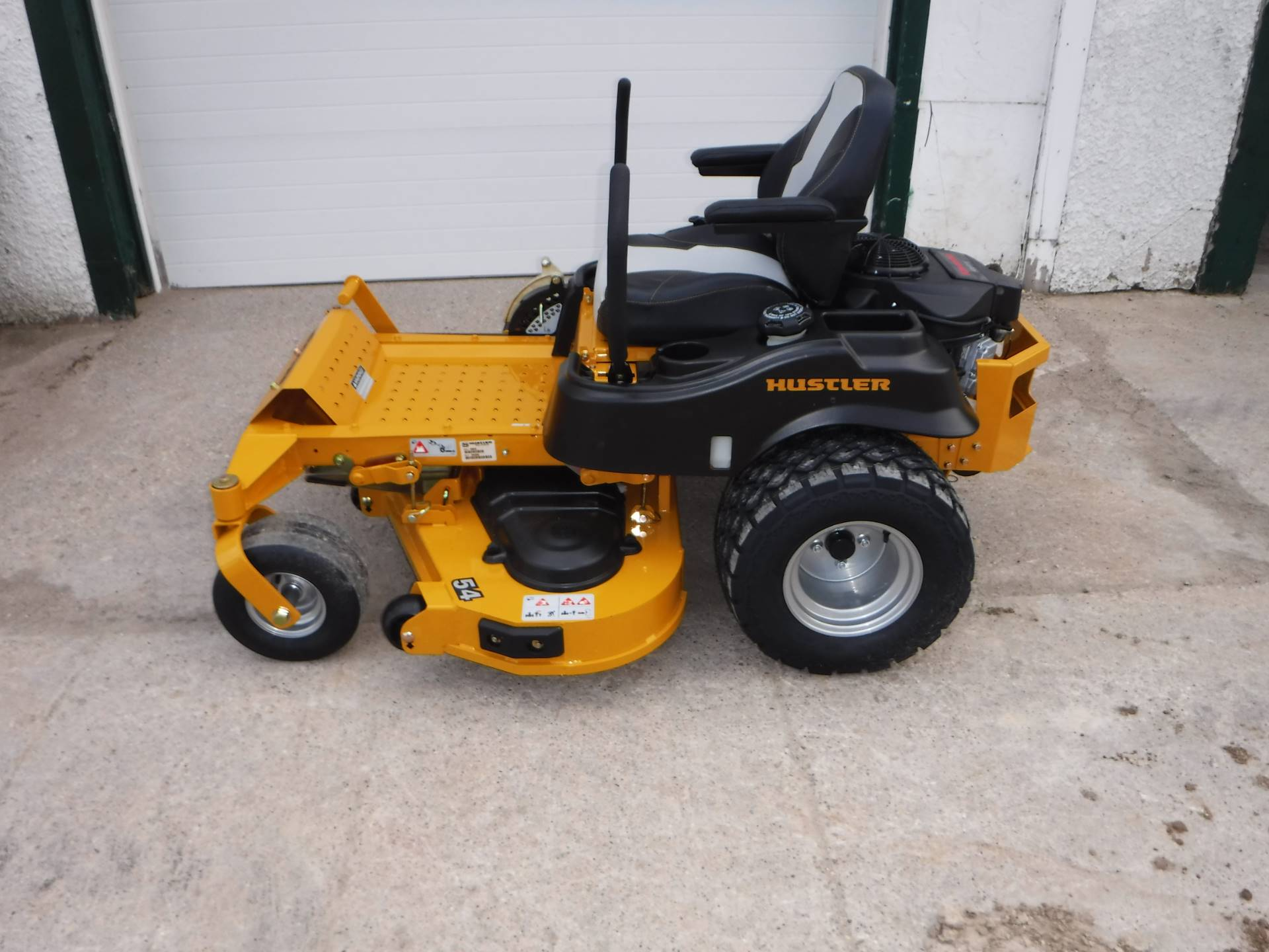 2019 Hustler Turf Equipment Raptor SDX 54 in. Kawasaki 23 hp in Mazeppa, Minnesota - Photo 1