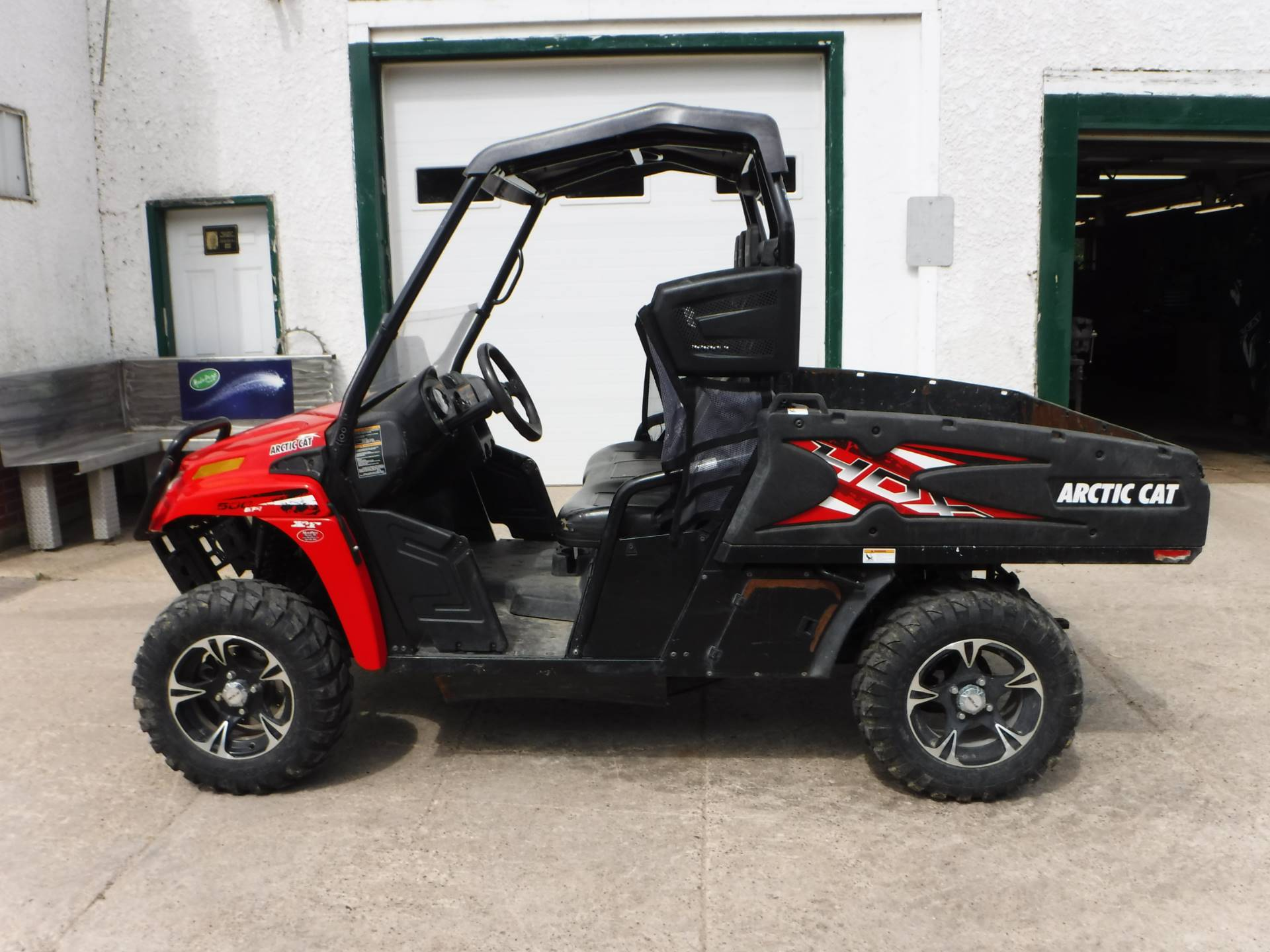 2014 Arctic Cat Prowler® 500 HDX™ XT™ in Mazeppa, Minnesota - Photo 2