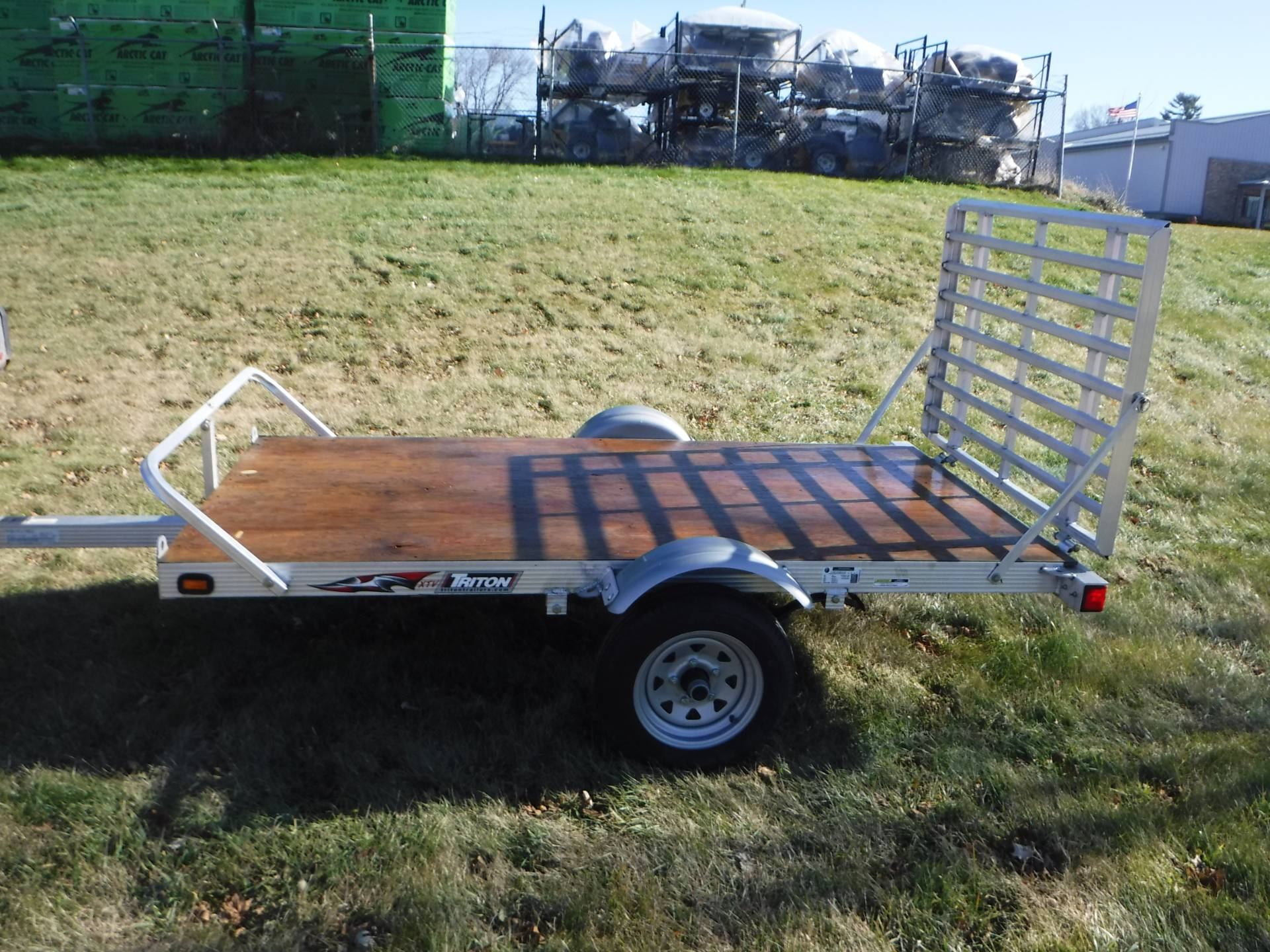 2015 Triton Trailers XTV in Mazeppa, Minnesota - Photo 1
