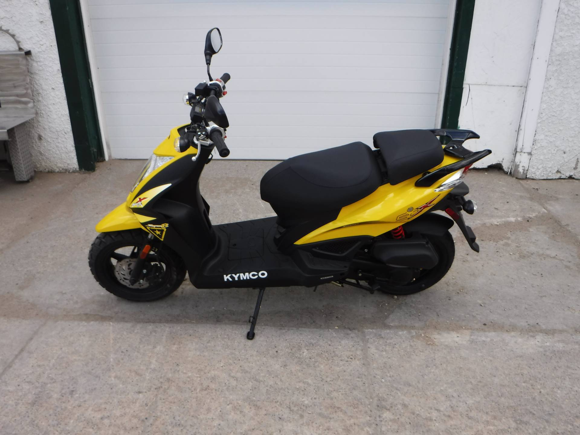 2018 Kymco Super 8 50X in Mazeppa, Minnesota