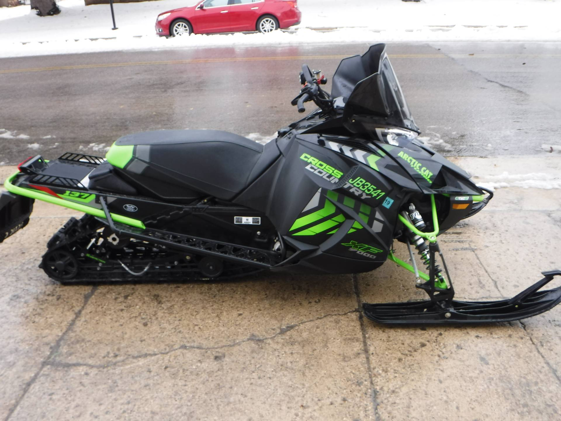 2017 Arctic Cat XF 9000 Cross Country Limited 137 in Mazeppa, Minnesota - Photo 1