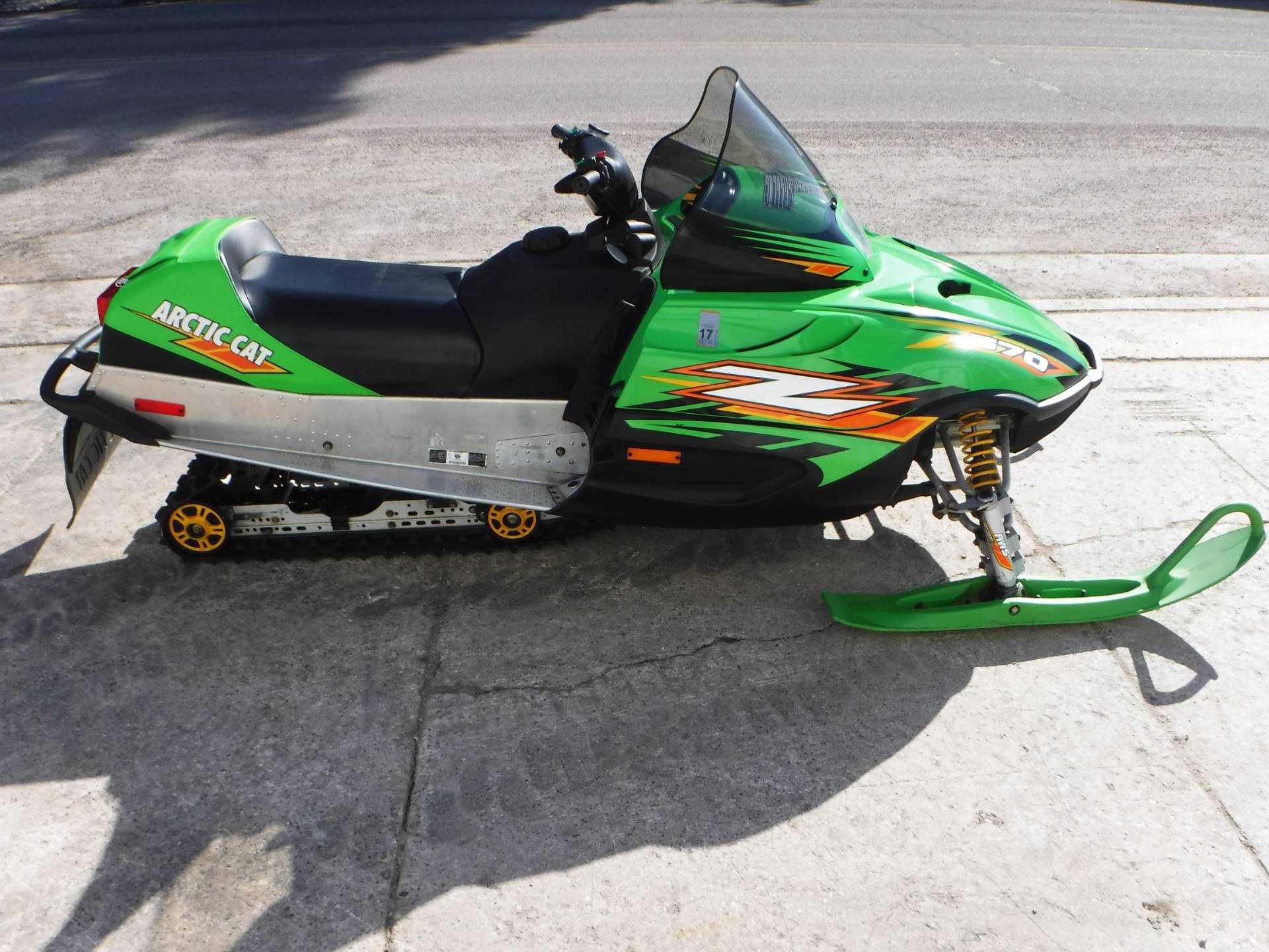 2004 Arctic Cat Z 570 in Mazeppa, Minnesota - Photo 1