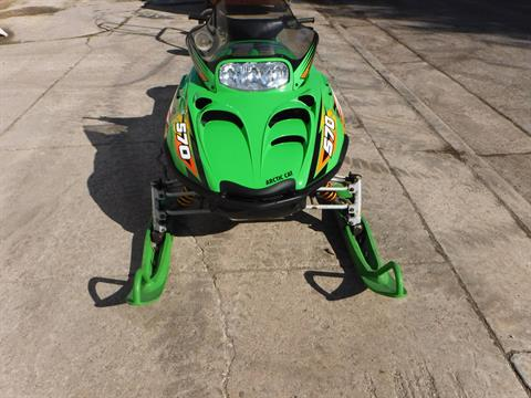 2004 Arctic Cat Z 570 in Mazeppa, Minnesota - Photo 2