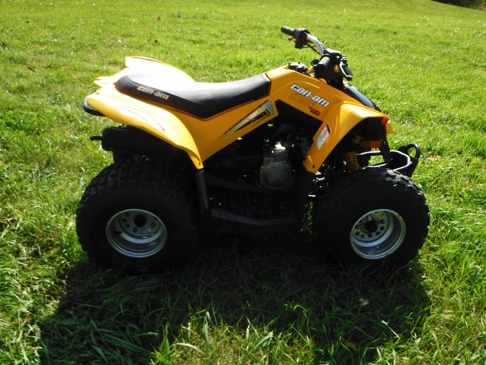 2009 Can-Am DS 70™ in Mazeppa, Minnesota