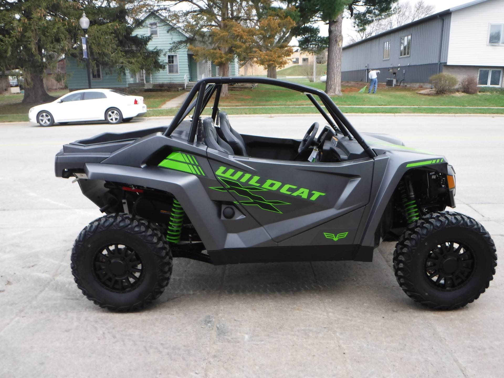 2018 Textron Off Road Wildcat XX in Mazeppa, Minnesota