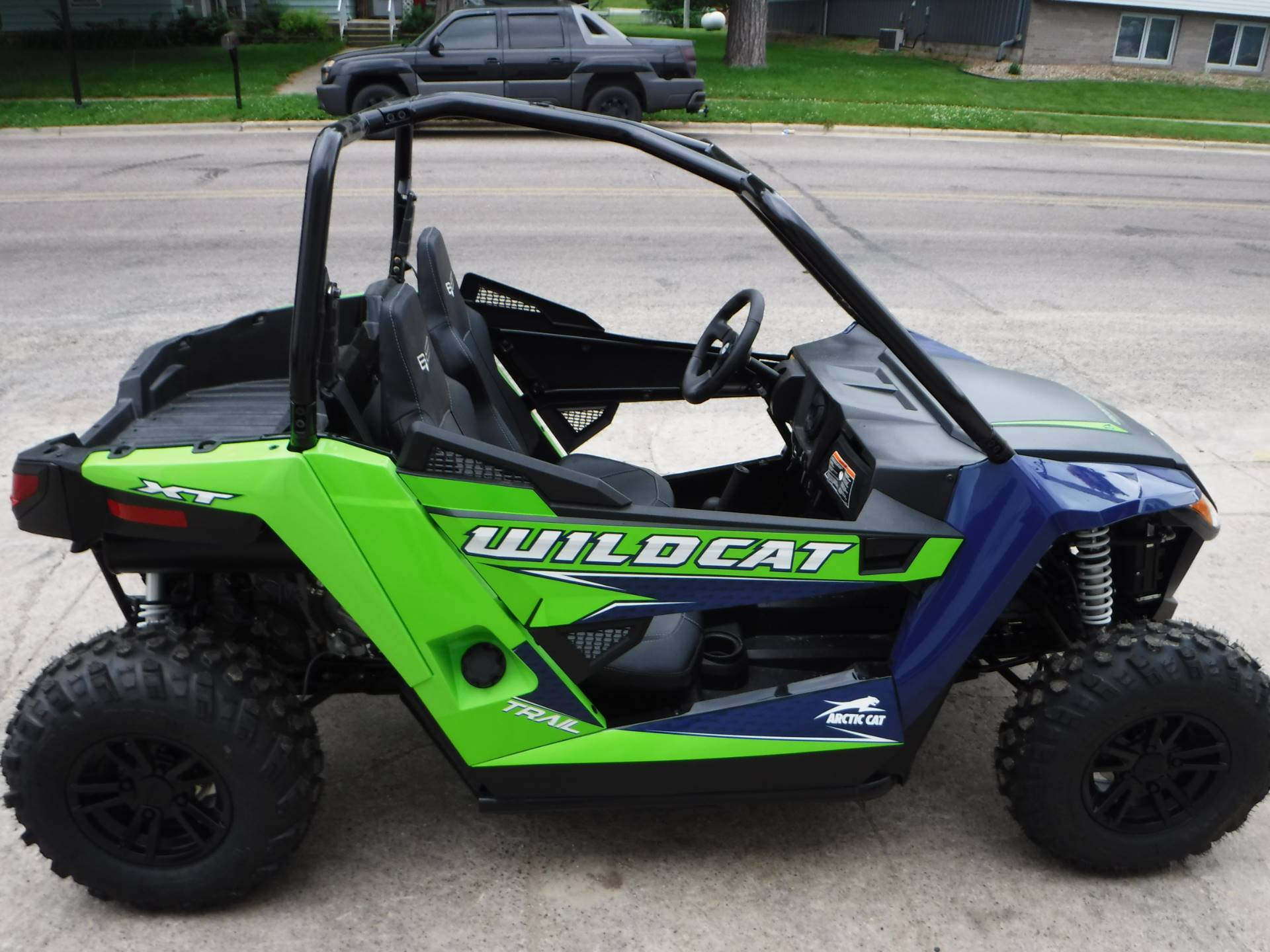 2019 Arctic Cat Wildcat Trail XT in Mazeppa, Minnesota - Photo 3