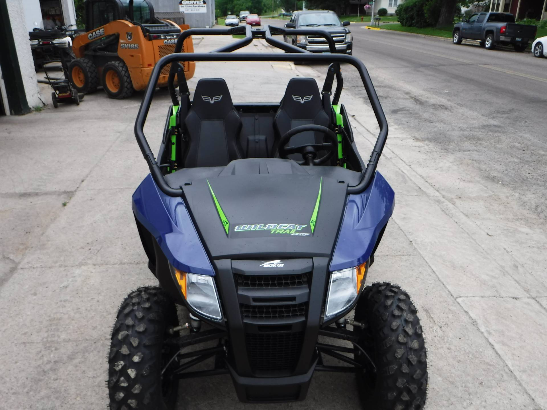 2019 Arctic Cat Wildcat Trail XT in Mazeppa, Minnesota - Photo 4
