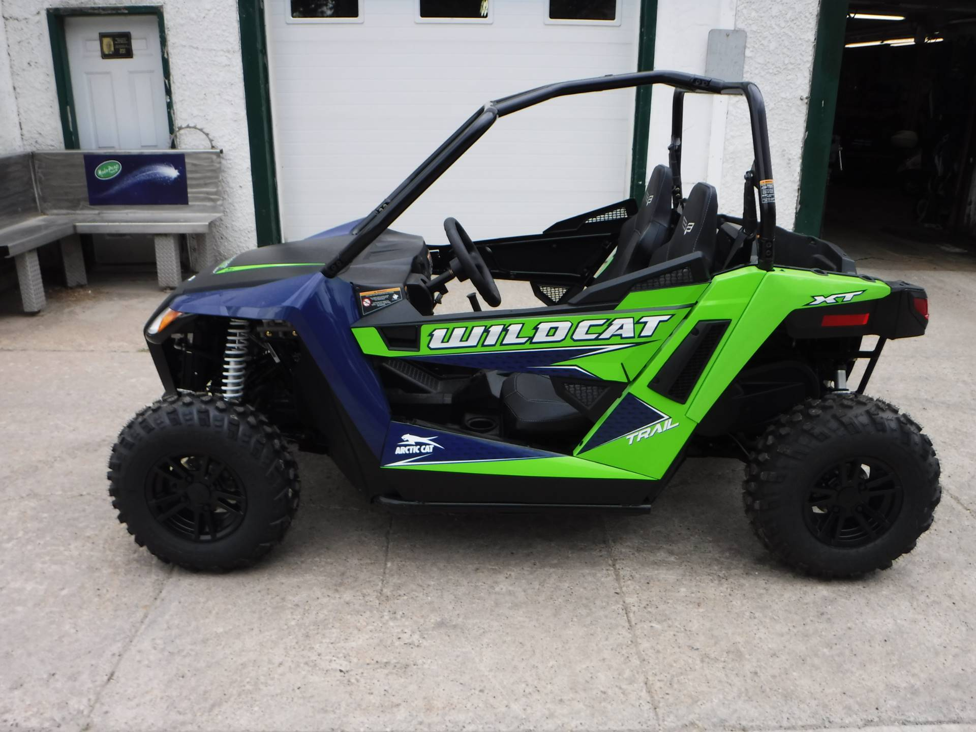 2019 Arctic Cat Wildcat Trail XT in Mazeppa, Minnesota - Photo 5