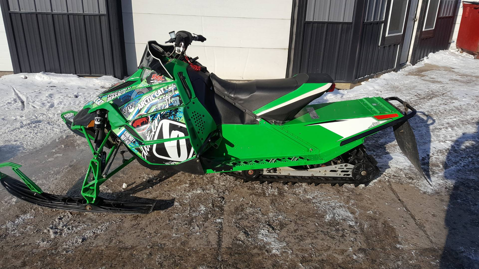 2014 Arctic Cat Sno Pro® 500 in Mazeppa, Minnesota - Photo 1