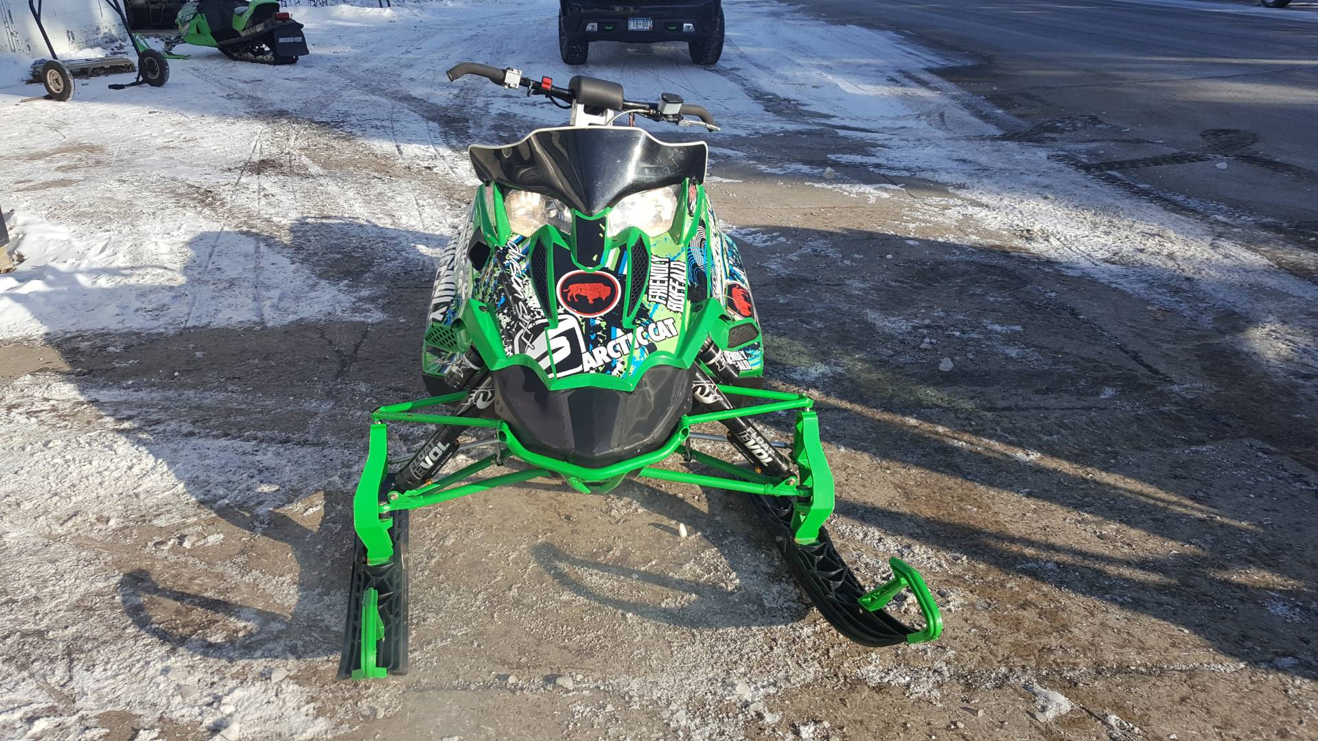 2014 Arctic Cat Sno Pro® 500 in Mazeppa, Minnesota - Photo 3
