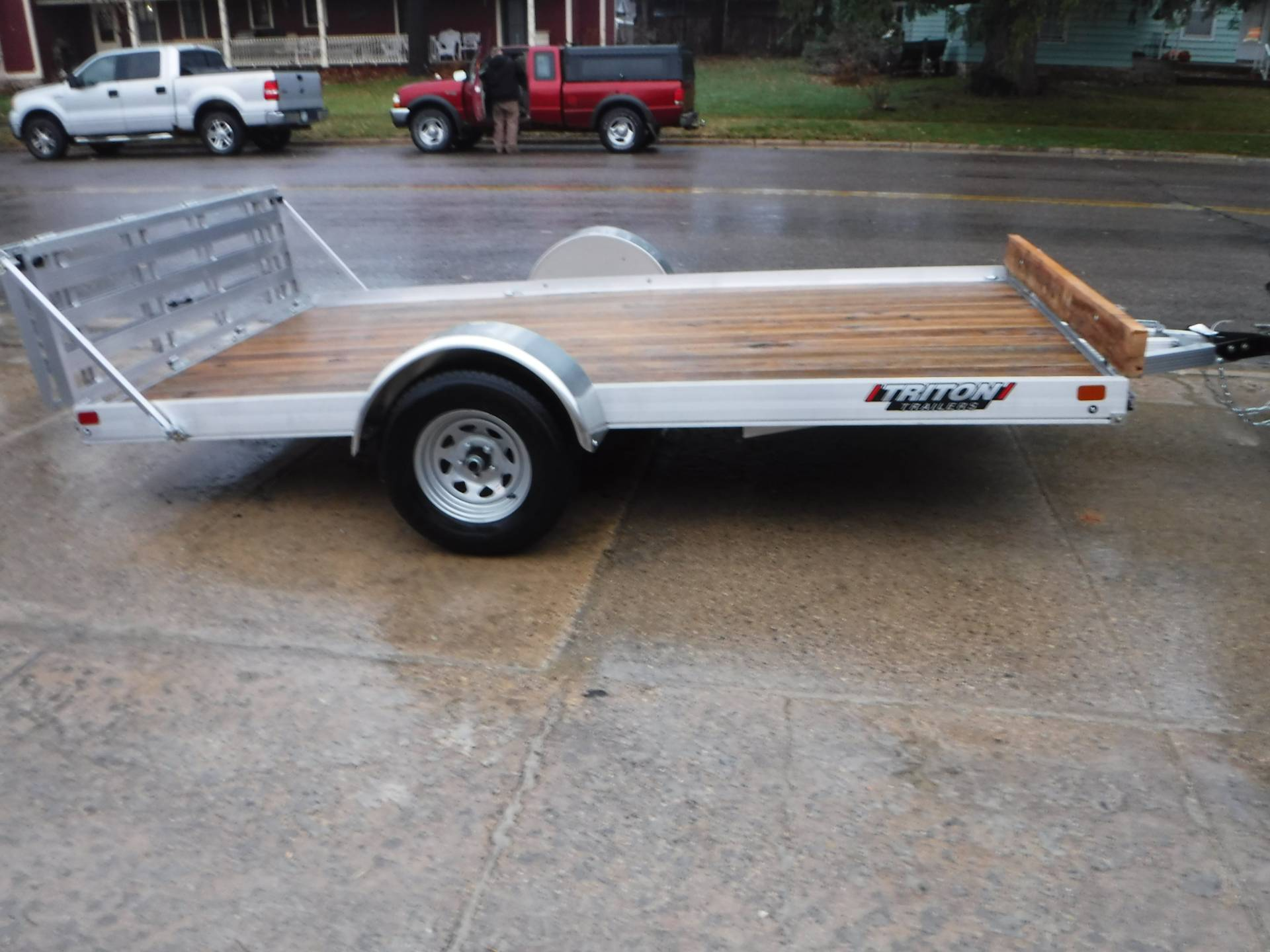2020 Triton Trailers FIT 1281 in Mazeppa, Minnesota - Photo 2