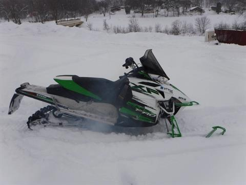 "2015 Arctic Cat XF 8000 137"" Sno Pro in Mazeppa, Minnesota - Photo 1"