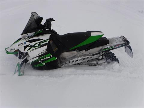 "2015 Arctic Cat XF 8000 137"" Sno Pro in Mazeppa, Minnesota - Photo 2"