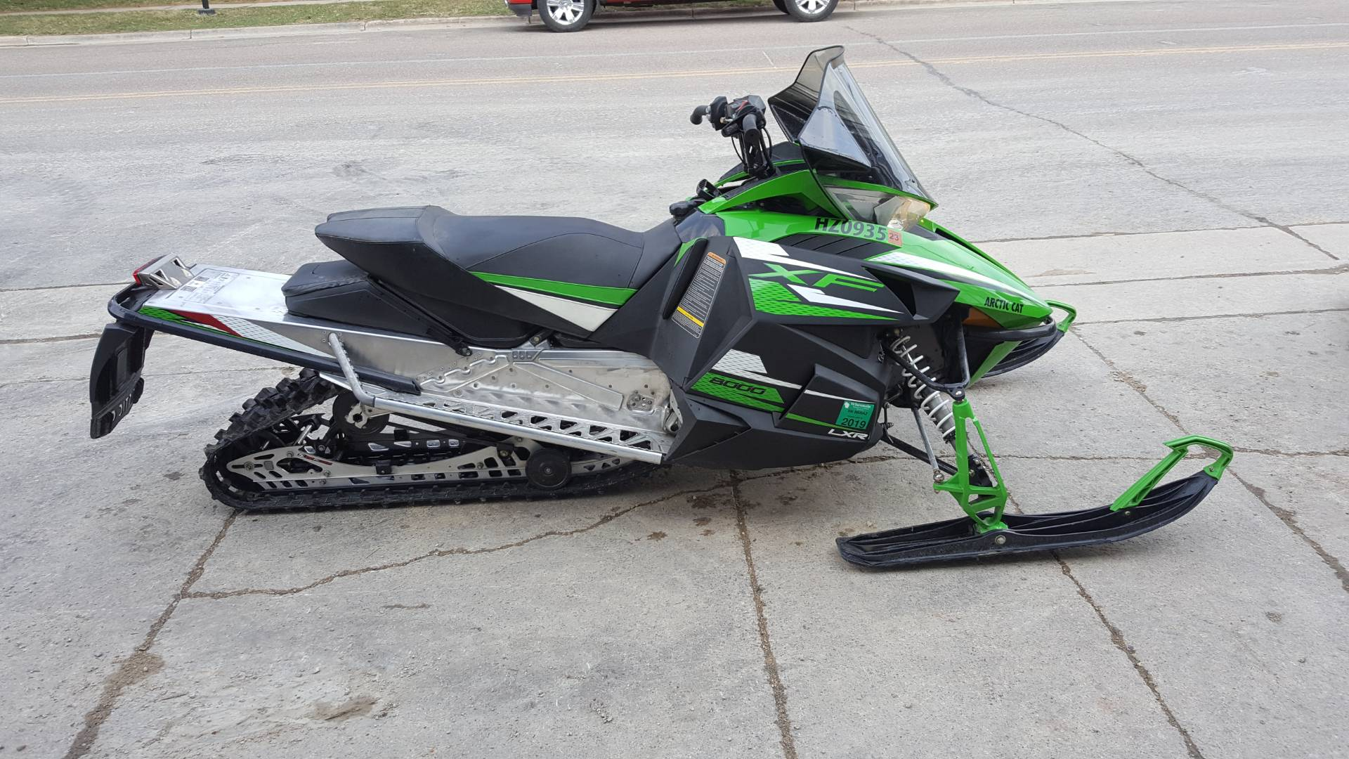 "2015 Arctic Cat XF 8000 137"" LXR ES in Mazeppa, Minnesota - Photo 4"