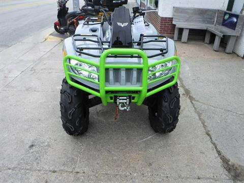 2018 Textron Off Road Alterra MudPro 700 LTD in Mazeppa, Minnesota