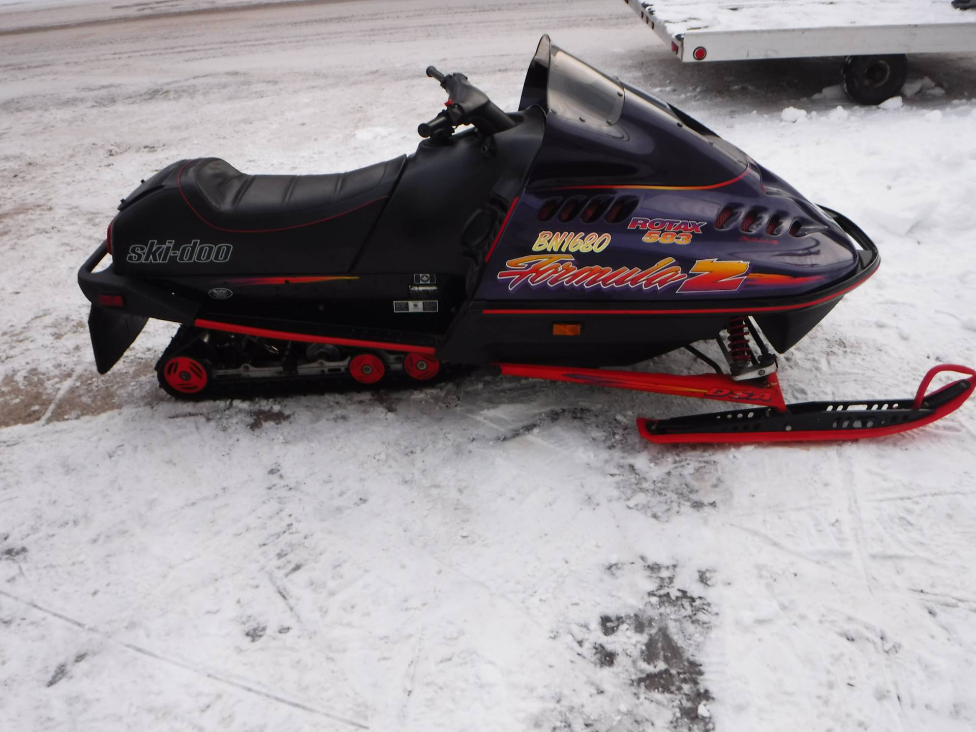 1996 Ski-Doo Forumula Z in Mazeppa, Minnesota - Photo 3