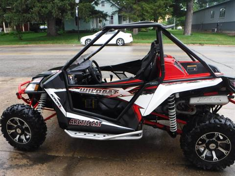 2013 Arctic Cat Wildcat™ X in Mazeppa, Minnesota