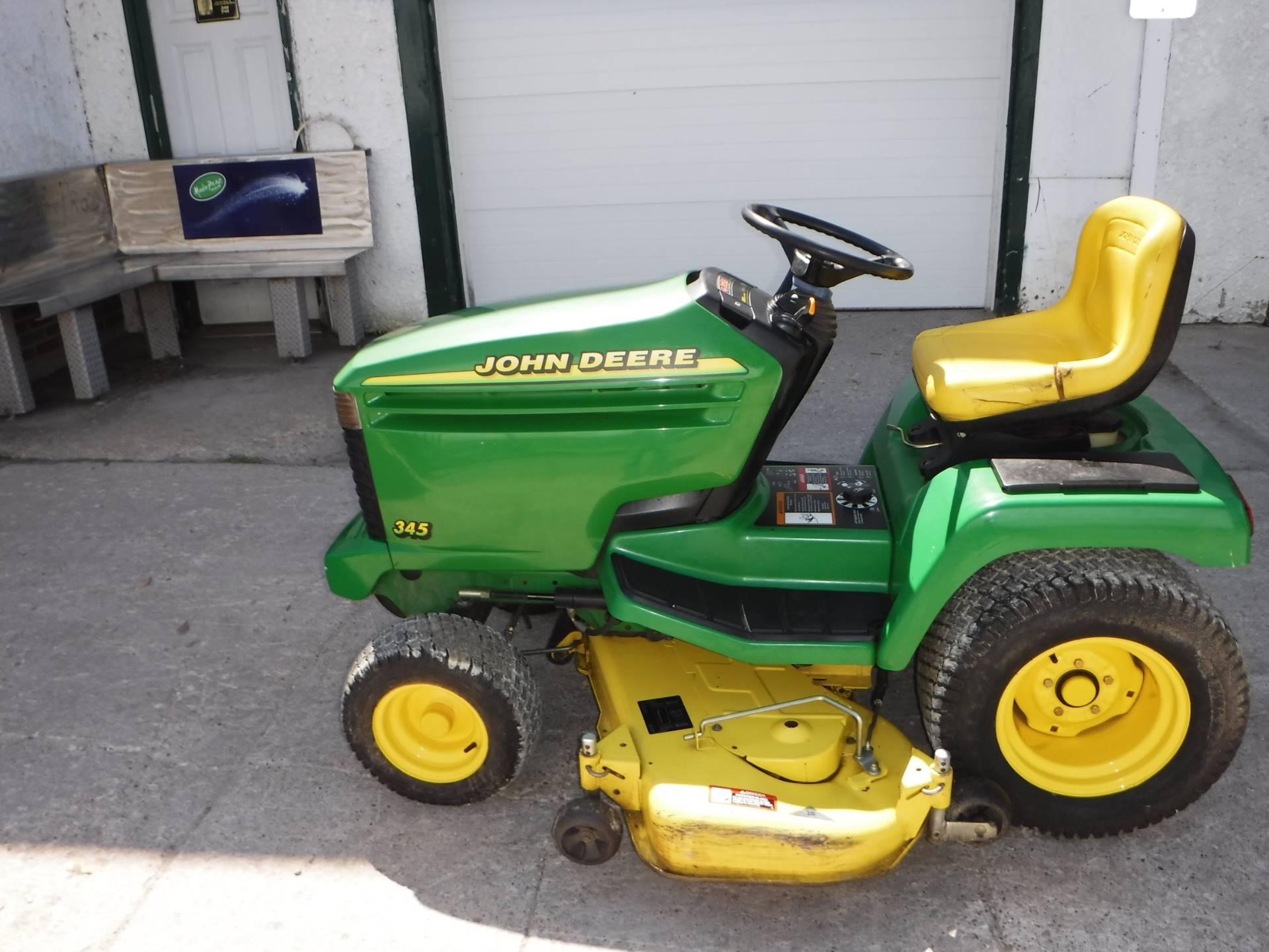 John Deere 345 >> 2000 John Deere 345 In Mazeppa Minnesota