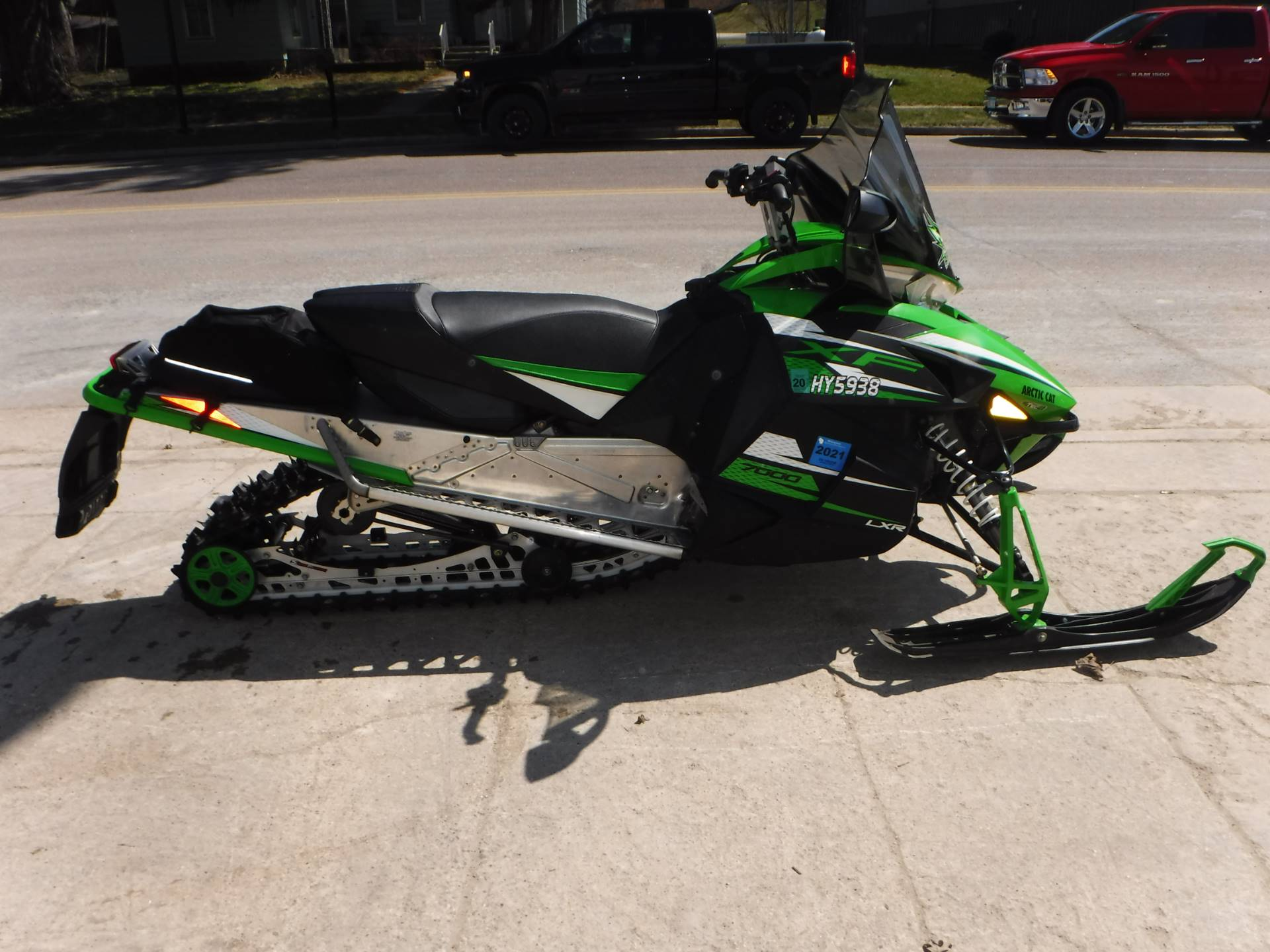 "2015 Arctic Cat XF 7000 137"" LXR ES in Mazeppa, Minnesota - Photo 1"