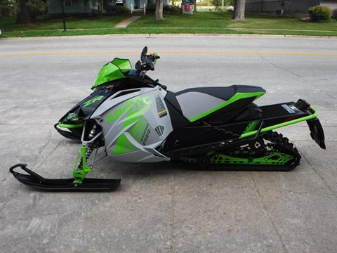 2018 Arctic Cat ZR 6000 RR ES (137) in Mazeppa, Minnesota