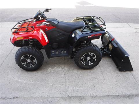 2014 Arctic Cat 550 Limited in Mazeppa, Minnesota