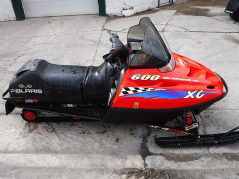 1999 Polaris Indy 600 XC SP in Mazeppa, Minnesota - Photo 3