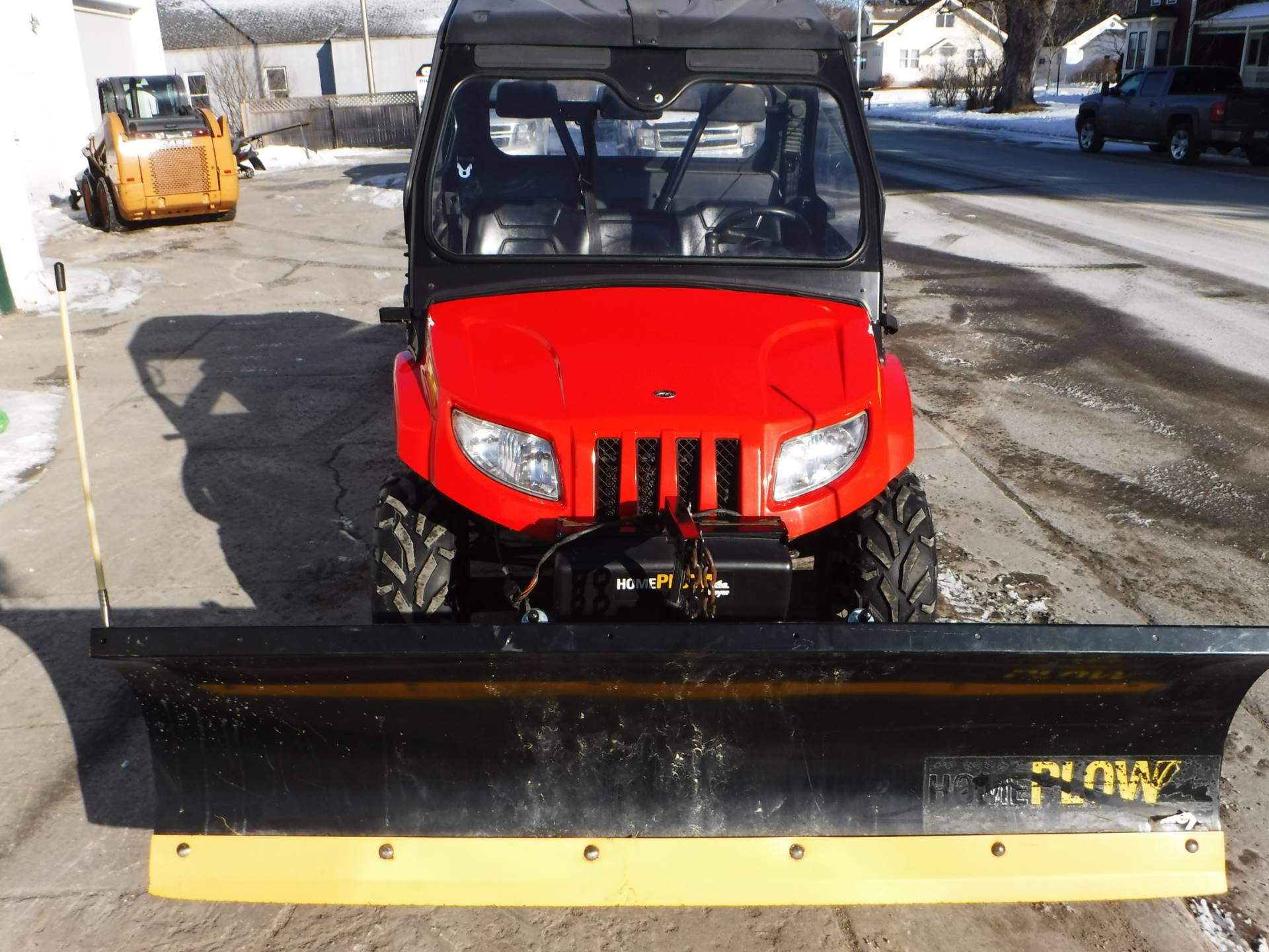 2014 Arctic Cat Prowler® 700 HDX™ Limited EPS in Mazeppa, Minnesota