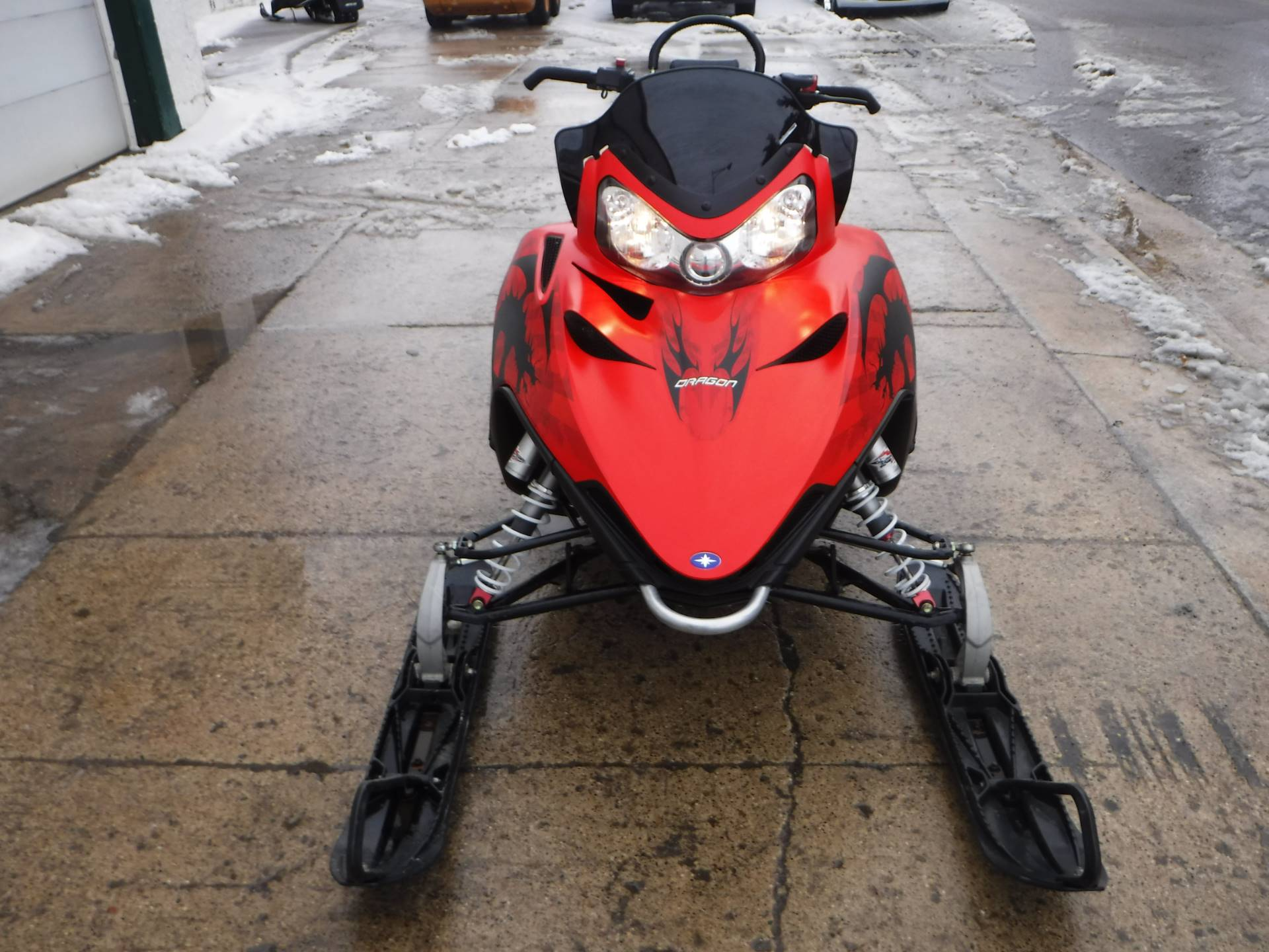 2010 Polaris 800 Dragon Switchback ES in Mazeppa, Minnesota - Photo 2