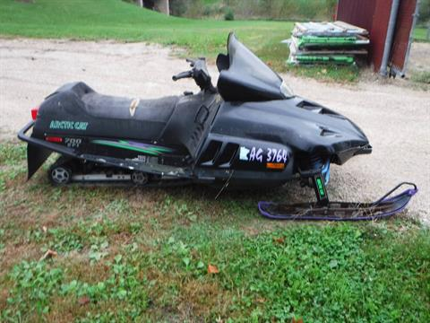 1994 Arctic Cat Wildcat 700 EFI in Mazeppa, Minnesota - Photo 3