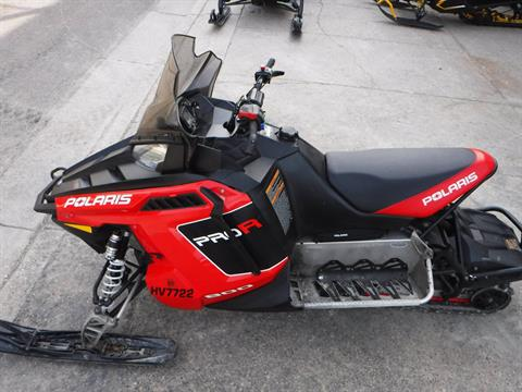 2011 Polaris 800 Rush PRO-R ES in Mazeppa, Minnesota