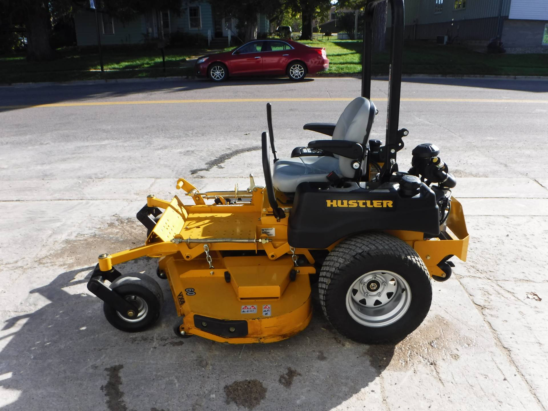 Hustler Turf Equipment X-ONE 60 in. (27 hp) in Mazeppa, Minnesota - Photo 1