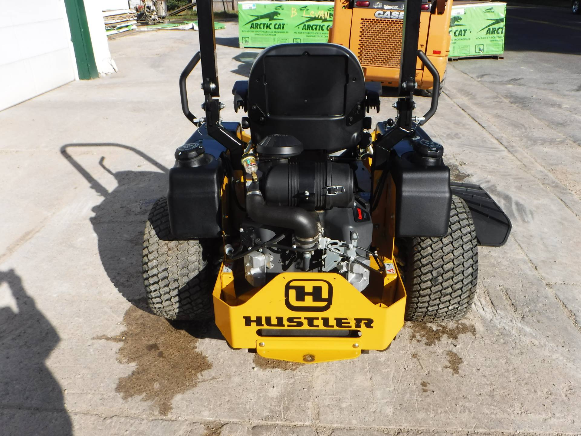 Hustler Turf Equipment X-ONE 60 in. (27 hp) in Mazeppa, Minnesota - Photo 4