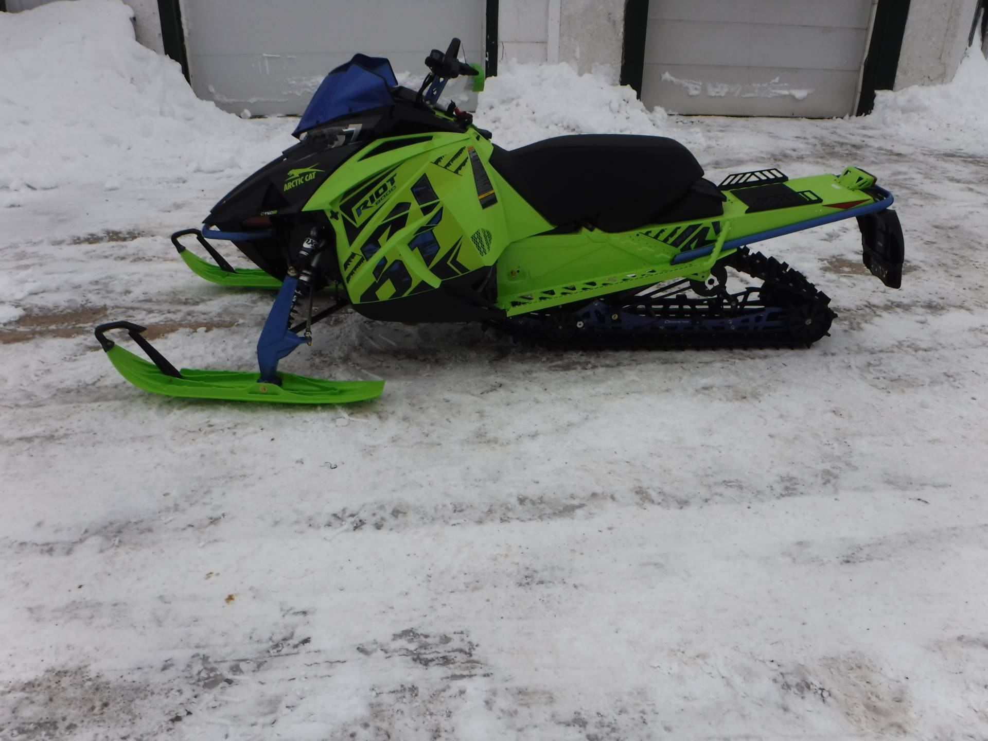 2020 Arctic Cat Riot 8000 1.60 ES in Mazeppa, Minnesota