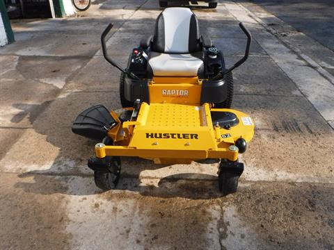 2019 Hustler Turf Equipment Raptor 52 in. Limited Kawasaki FR691 Zero Turn Mower in Mazeppa, Minnesota - Photo 3