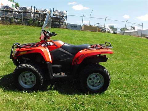 2010 Arctic Cat 550 H1 EFI Power Steering in Mazeppa, Minnesota - Photo 2