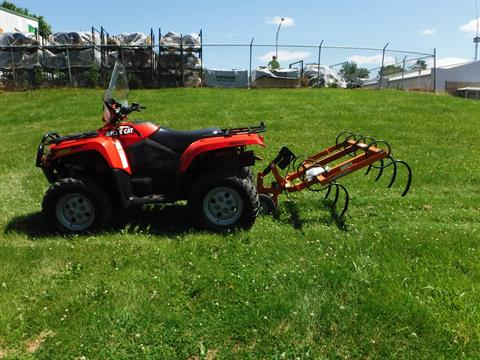 2010 Arctic Cat 550 H1 EFI Power Steering in Mazeppa, Minnesota - Photo 4