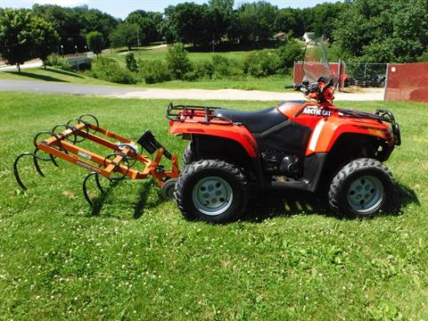 2010 Arctic Cat 550 H1 EFI Power Steering in Mazeppa, Minnesota - Photo 5