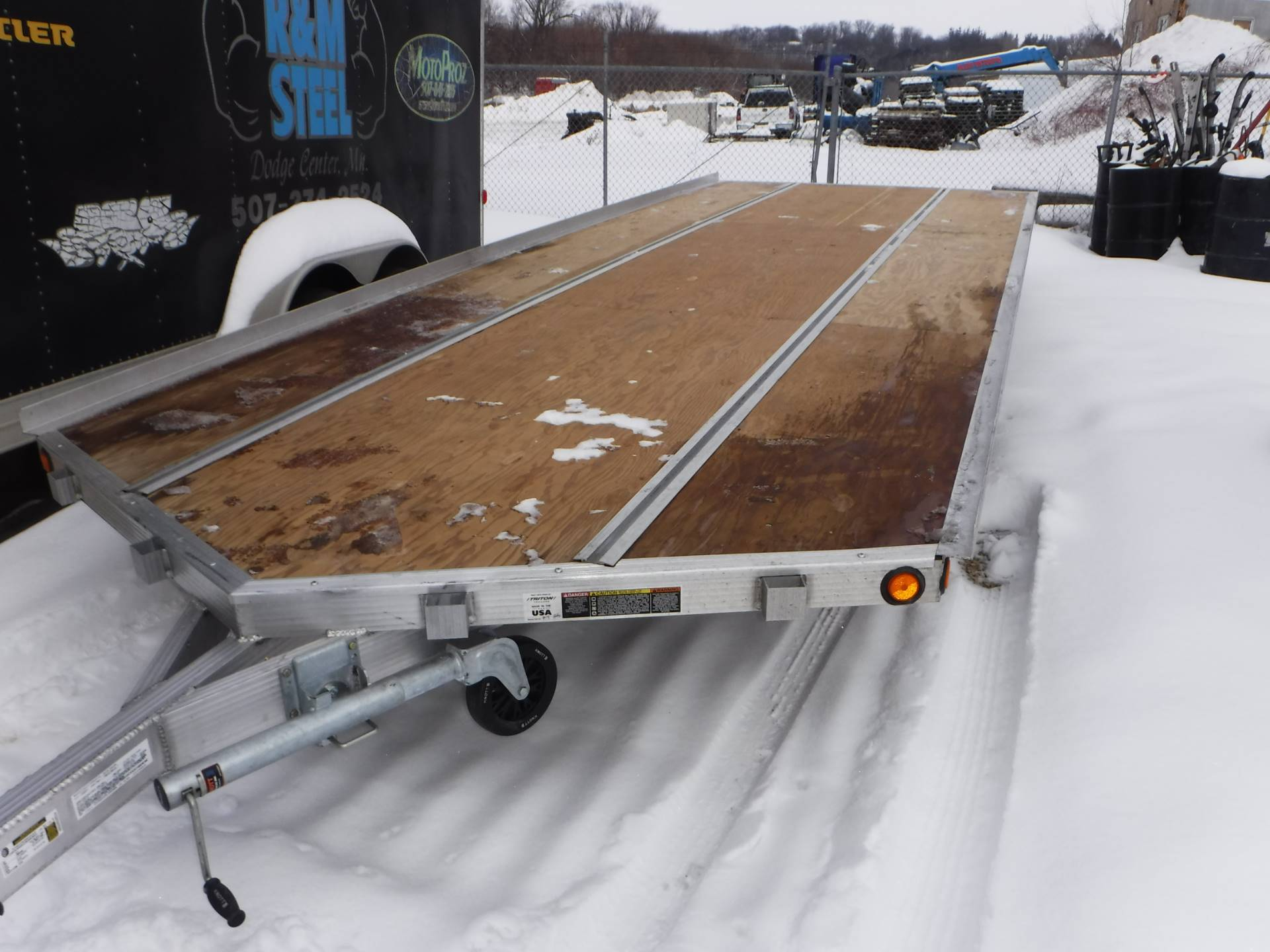 2020 Triton Trailers XT22QP -101 in Mazeppa, Minnesota - Photo 1
