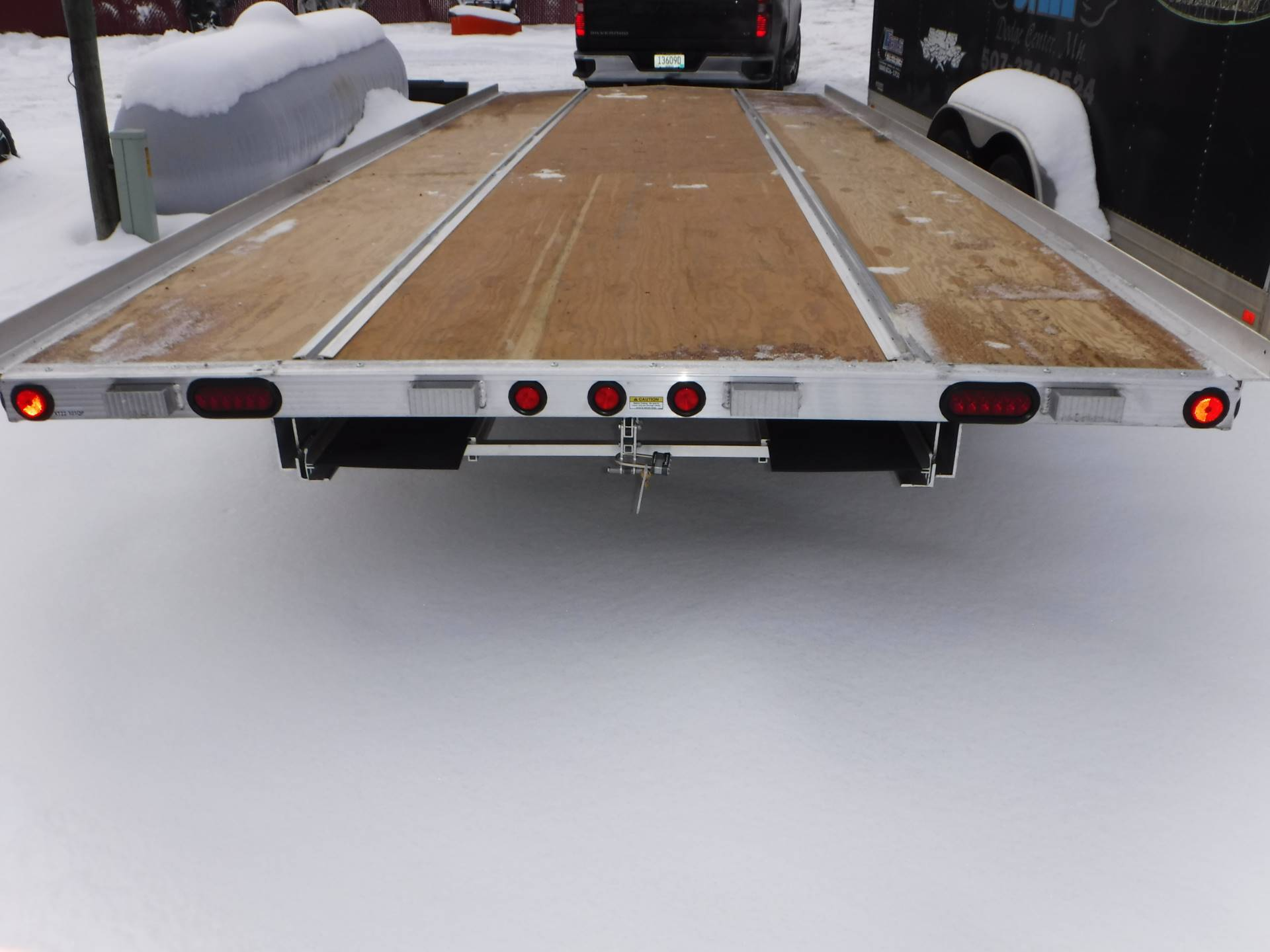 2020 Triton Trailers XT22QP -101 in Mazeppa, Minnesota - Photo 3