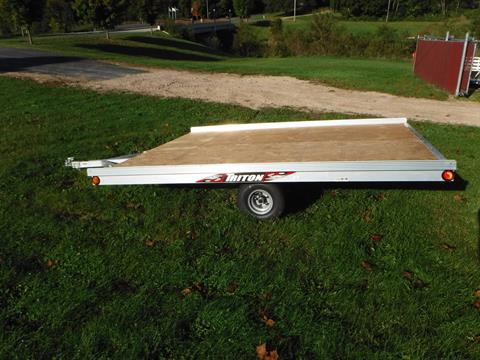 2020 Triton Trailers XT10-101 in Mazeppa, Minnesota - Photo 1