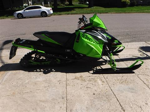 2019 Arctic Cat ZR 8000 RR ES (137) in Mazeppa, Minnesota