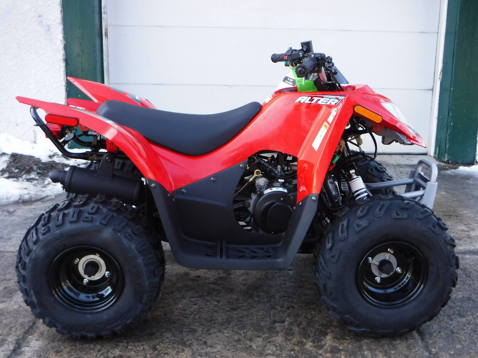 2018 Textron Off Road Alterra DVX 90 in Mazeppa, Minnesota