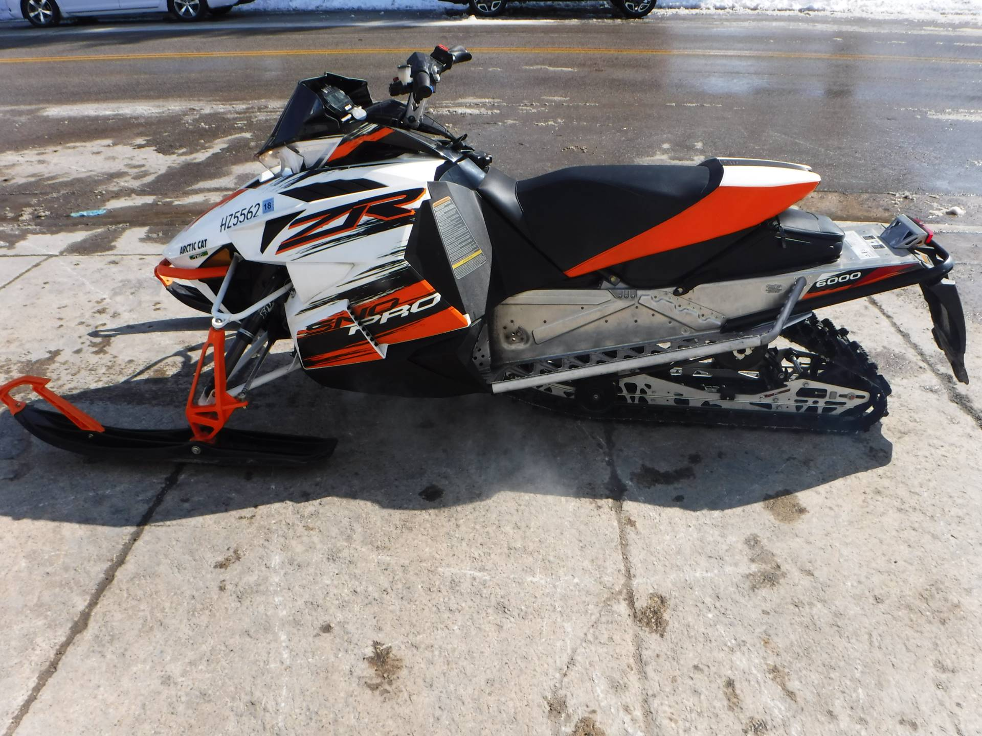 2015 Arctic Cat ZR 6000 Sno Pro ES in Mazeppa, Minnesota