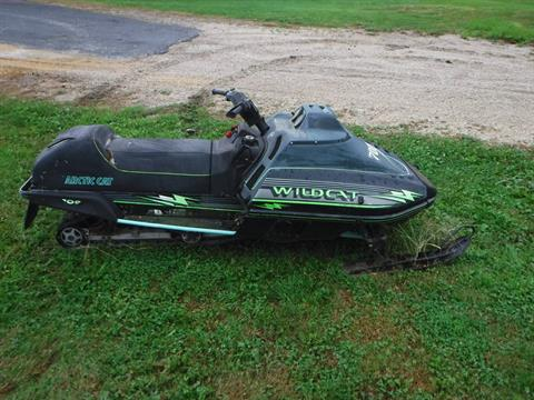 1991 Arctic Cat Wildcat 700 in Mazeppa, Minnesota