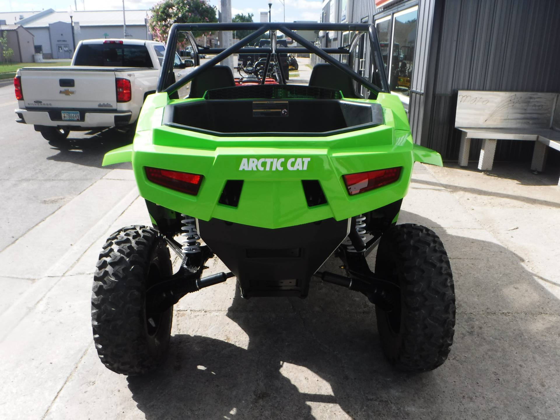 2021 Arctic Cat Wildcat XX in Mazeppa, Minnesota - Photo 2