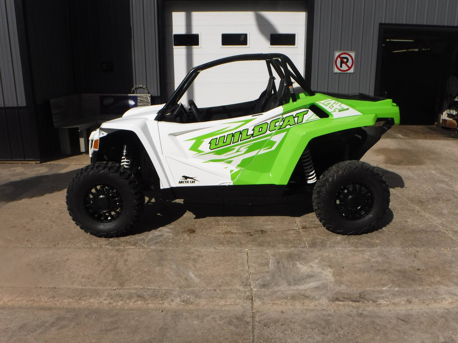 2021 Arctic Cat Wildcat XX in Mazeppa, Minnesota - Photo 4