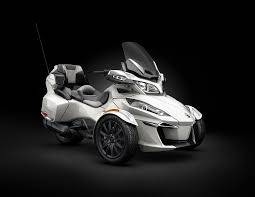 2016 Can-Am Spyder RT-S SE6 in Wilmington, North Carolina